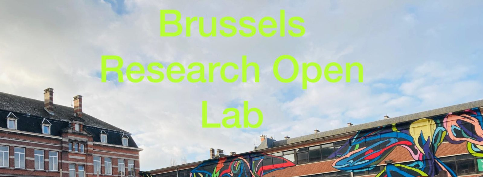 Banner Brussels Research Open Lab